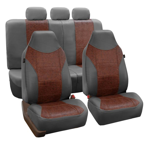 88-PU160115_gray seat cover