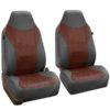 car seat covers PU160115 gray 02
