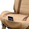 car seat cushion PU207102 beigetan 03