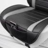car seat cushion PU207102 grayblack 04
