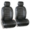 car seat cushions PU208102 black 02