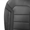 car seat covers PU208102 black 05
