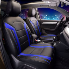 car seat covers PU208102 blue 01