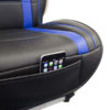 car seat covers PU208102 blue 04