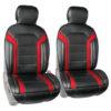 car seat cushions PU208102 red 02
