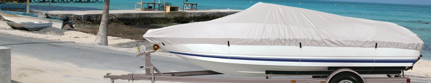 The banner for Boat Covers