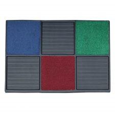 DM005 rubber door mat