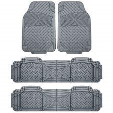 F11307 Grey floor mats