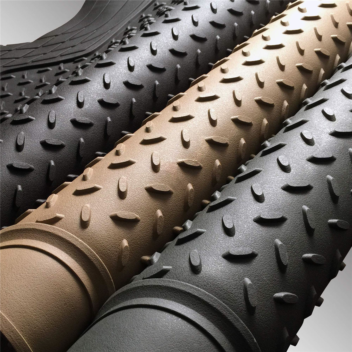 Premium Trimmable Rubber Cargo Mat material