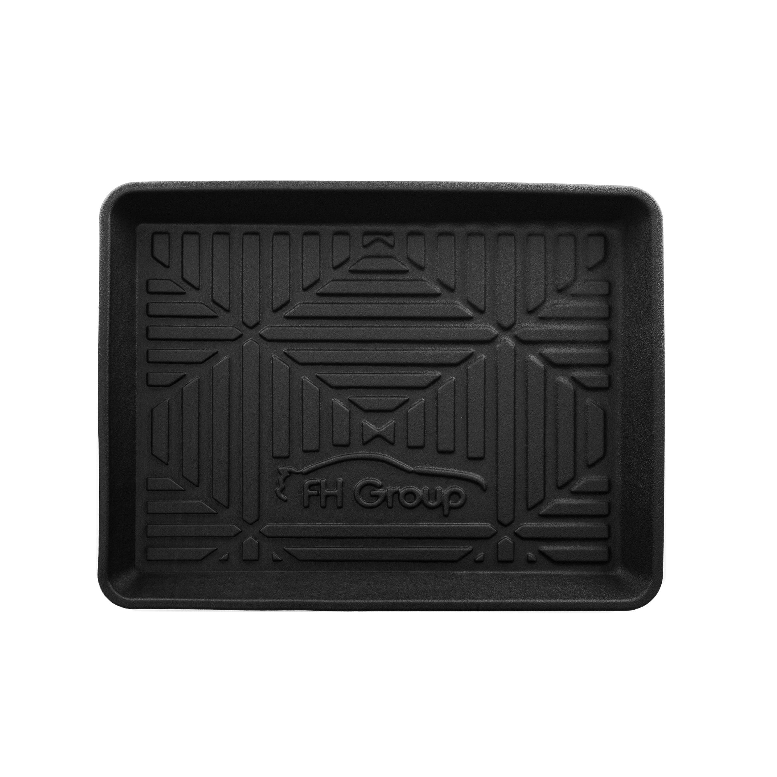 F16407 black 20 inch tray