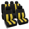 FB036115-YELLOW seat cover