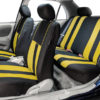 car seat covers FB036115 yellow 05