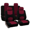 car seat covers FB050114 burgundy 01