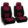 car seat covers FB050114 burgundy 02