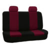 car seat covers FB050114 burgundy 03