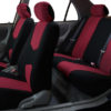 car seat covers FB050114 burgundy 04