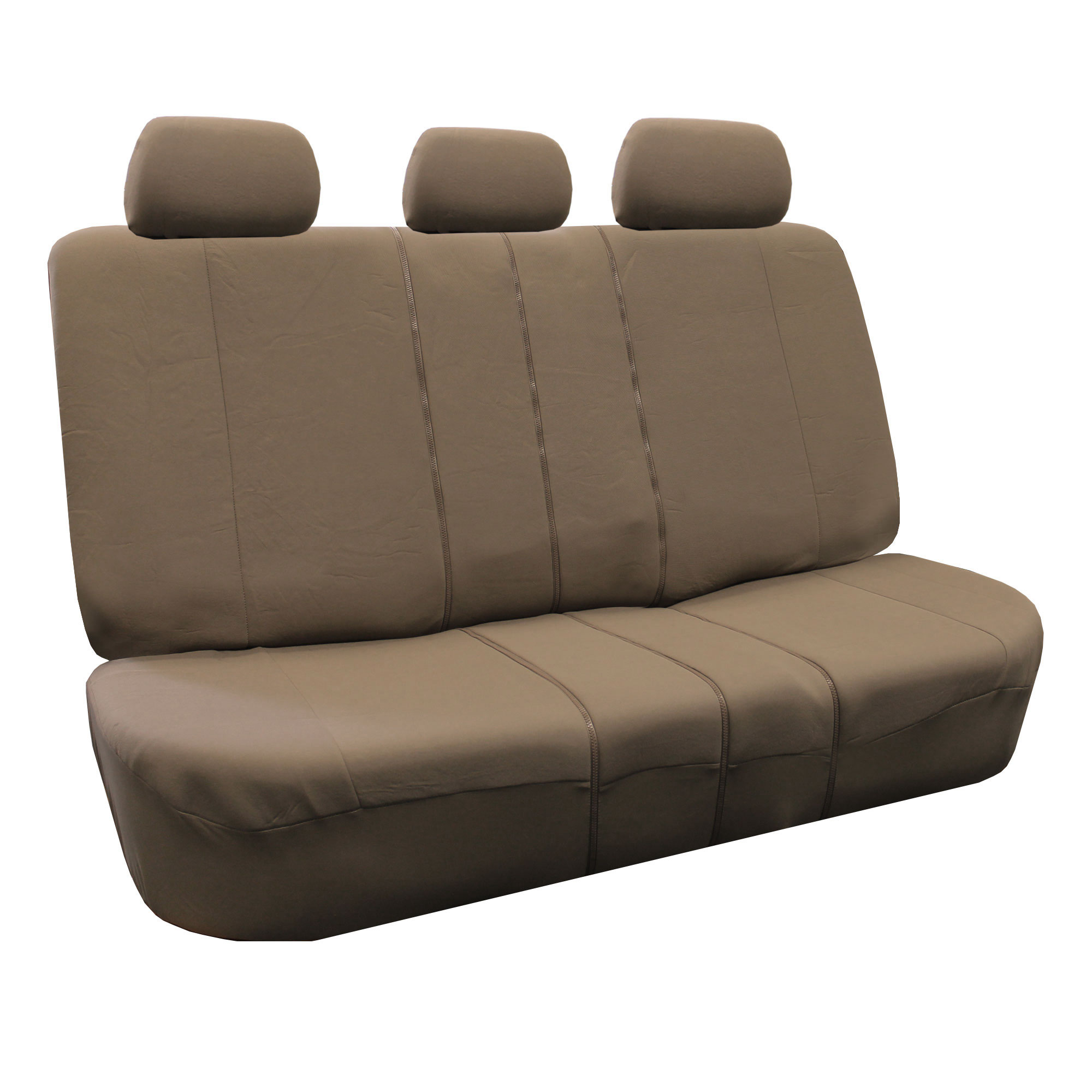Supreme Cloth Seat Covers - Full Set FB052taupe013 2