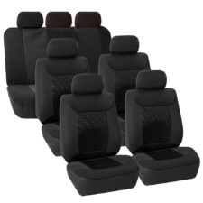 FB062217 suv seat covers black 01