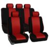 FB063115 RED seat cover