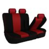 car seat covers FB063115 red 04