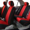 car seat covers FB063115 red 05