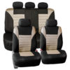 car seat covers FB068115 beige 01