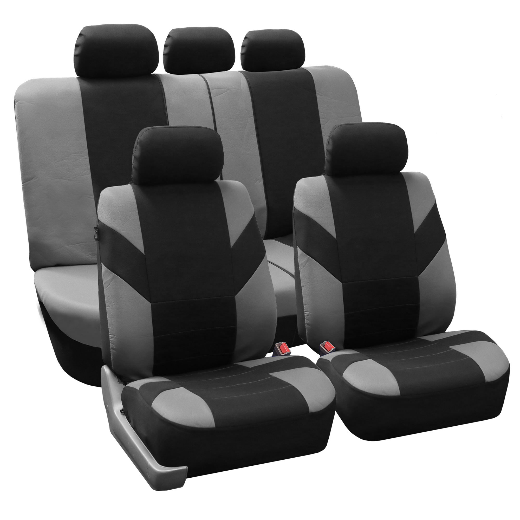 Road Master Seat Covers - Full Set FB072gray115