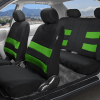 Premium Neoprene Seat Covers - Full Set 6