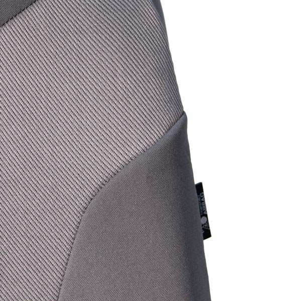 Supreme Twill Seat Covers - Full Set material