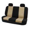 FB102012-BEIGE_beige rear seat cover