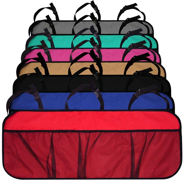 Multi-Pocket Trunk Organizer material
