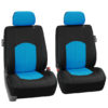 car seat covers PU008115 blue 03