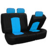 car seat covers PU008115 blue 04
