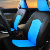 car seat covers PU008115 blue 05