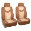 car seat covers PU021115 beige 02