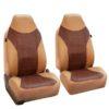 car seat covers PU160115 BROWNBEIGE 02