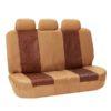 car seat covers PU160115 BROWNBEIGE 03