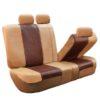 car seat covers PU160115 BROWNBEIGE 04