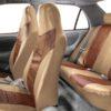car seat covers PU160115 BROWNBEIGE 05