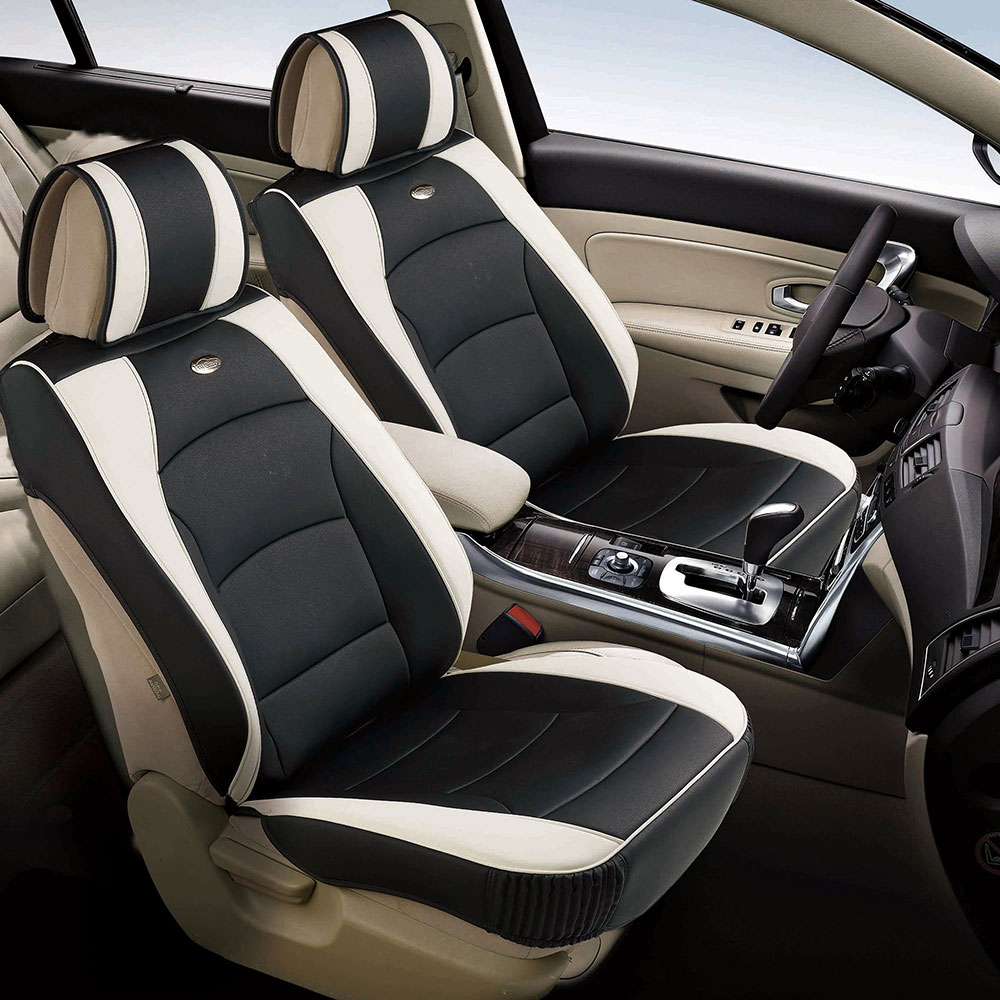 PU205102 white 01 seat cushion