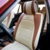 car seat cushion PU205102 solidbeige 02