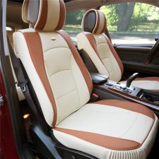 PU205115 beige seat cover 6