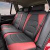 Seat Cushion PU205013 burgundy 08