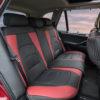 Seat Cushion PU205013 burgundy 09