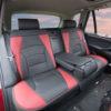 Seat Cushion PU205013 burgundy 12