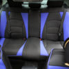 Seat Cushion PU205013 blue 3