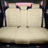 Seat Cushion PU205013 solid beige 2