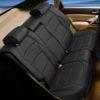 Seat Cushion PU205013 solid black 02