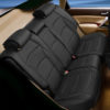 Seat Cushion PU205013 solid black 01