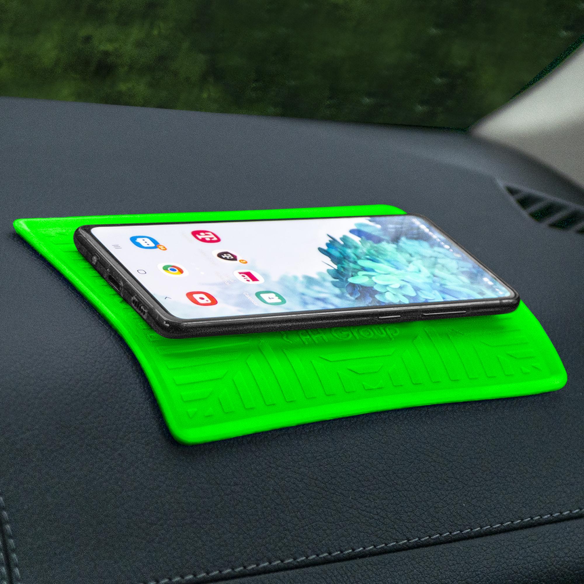 FH3011 green dash mat